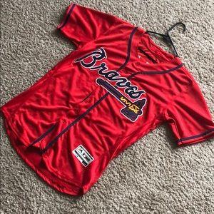 Braves- Austin Riley Size M.